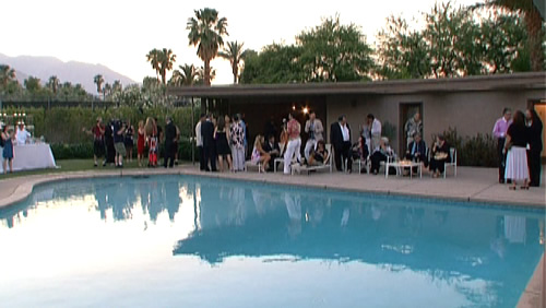 Book your next Corporate Event at Sinatra House in Palm Springs.
